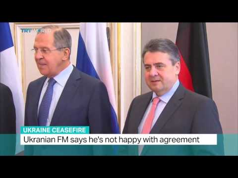 Ukraine Ceasefire: Lavrov: Ceasefire in Ukraine to begin on Monday