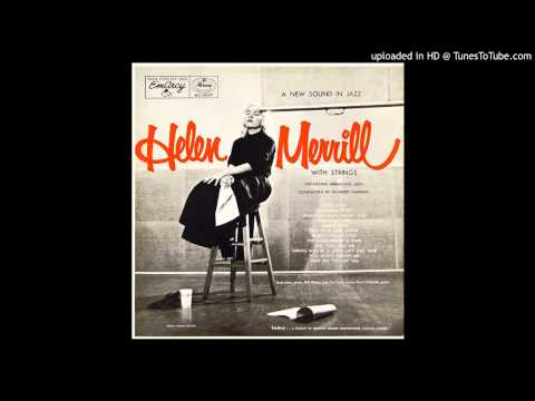 Helen Merrill - Beautiful love - 1955.