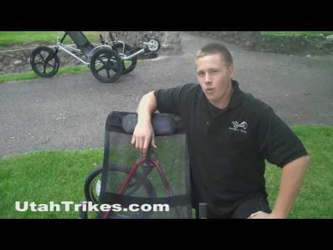 RBR Recumbent Glossary - RWS by RBR - Recumbent Bike Riders