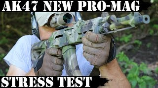 Ak47 (new) Promag   Stress Test!