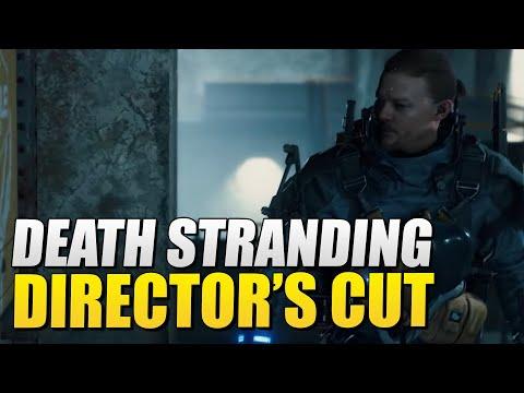 Death Stranding Director's Cut su PS5: Trailer Ufficiale