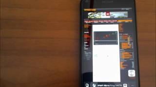 Смартфон Microsoft Lumia 640 работает с  bluetooth мышкой(Не ожидал :) Пустячок, но приятно. Можно полноценно работать в MS Office/, 2016-08-17T13:48:05.000Z)