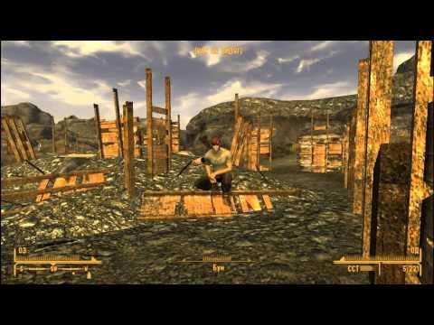 Как пройти к бомбистам [Fallout: New Vegas]