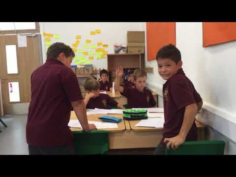 Lesson In Action Year 4 Food Web