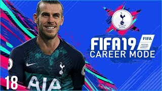 FIFA 19 Tottenham Career Mode Ep18 - NEW WINGER SIGNED!! [ULTIMATE DIFFICULTY]