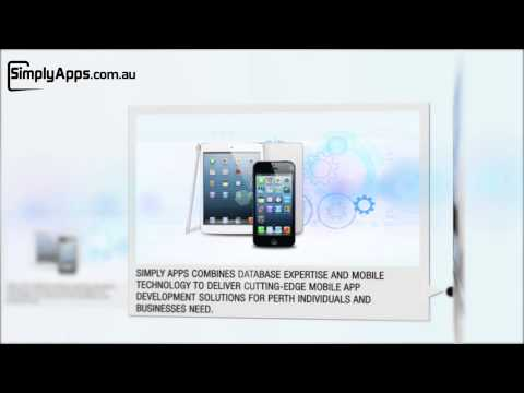 Simply Apps combines Database Expertise and Mobile Technology to Deliver Cutting Edge Mobile App Dev