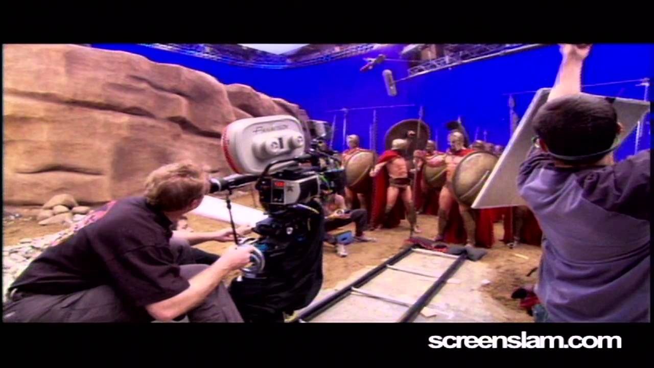 300: Behind the Scenes (Broll) Part 1 of 3