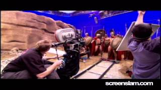 300: Behind the Scenes (Broll) Part 1 of 3