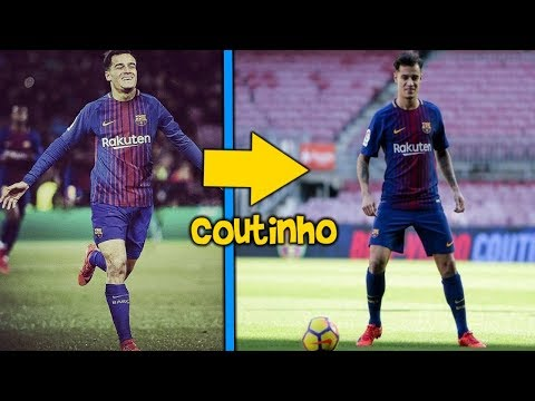 🔥 (OMG!) Phillipe Coutinho's First Match At The Camp Nou against FC Barcelona | #BeBarca