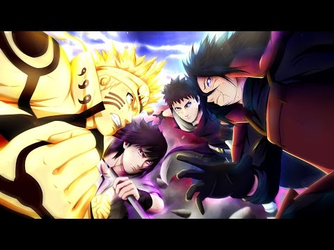 Best Naruto Fighting/Motivational OST || Rise and Fight ||