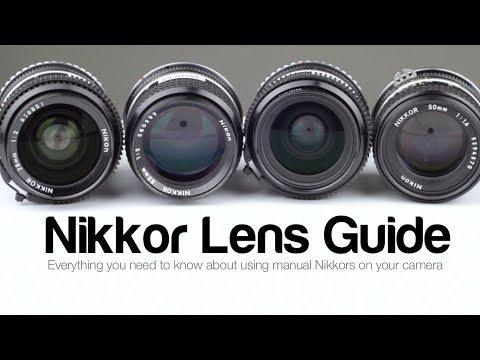 Nikkor Lens Guide