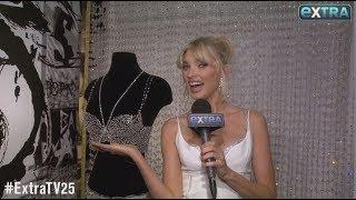 Elsa Hosk Unveils Blinged-Out $1M Victoria's Secret Fantasy Bra