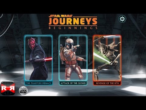 Star Wars Journeys: Beginnings - Revenge of the Sith - iOS - iPhone/iPad/iPod Touch Gameplay