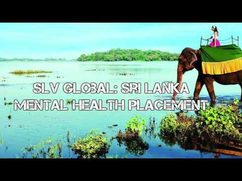 SLV Global: Mental Health Placement in Sri Lanka
