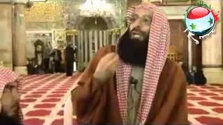 الشيخ صلاح الدين من الأقصى ورده القاسي على خالد مشعل وأمثاله