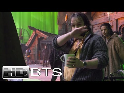 THE HOBBIT: THE BATTLE OF THE FIVE ARMIES - Behind The Scenes / B-Roll #2 - Official (2014) [HD]