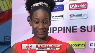 Match MVP: Alexis Mathews | Chooks-to-Go PSL Grand Prix 2017
