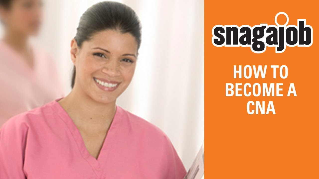 How To Become A Cna Youtube