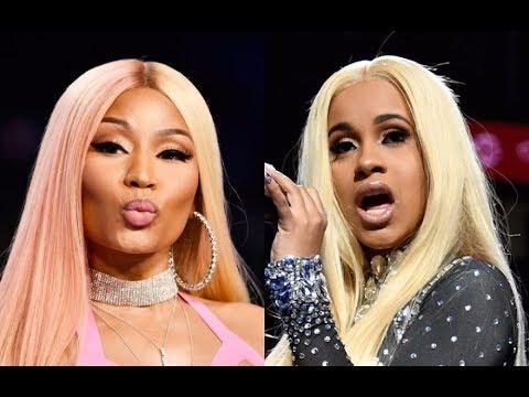 Nicki Minaj vs Cardi B VOCAL BATTLE!!!!!