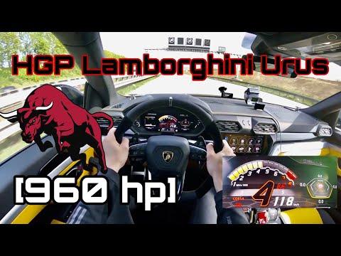 POV-Style: 2020 HGP Lamborghini Urus 960+ hp | World´s fastest SUV? 🚀🔥