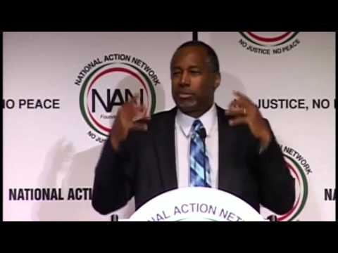 DR. BEN CARSON: THE BLACK HISTORY LESSON