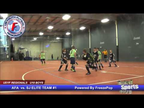 USFA Futsal U10 Boys: AFA v. South Jersey Elite
