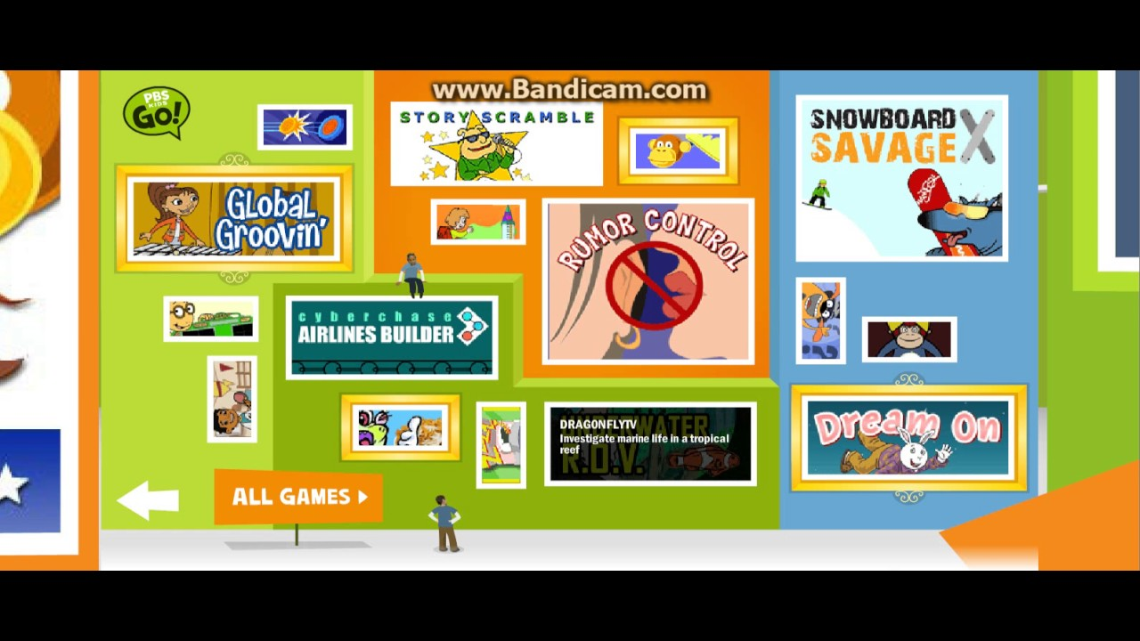 Pbs kids go 2004 2010 youtube Go to the website