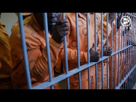WATCH | Prisoners' pigs and no privacy: We take you inside Leeuwkop