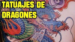 Download lagu Tatuajes de DRAGONES Increibles - Awesome Dragon Tattoo Designs