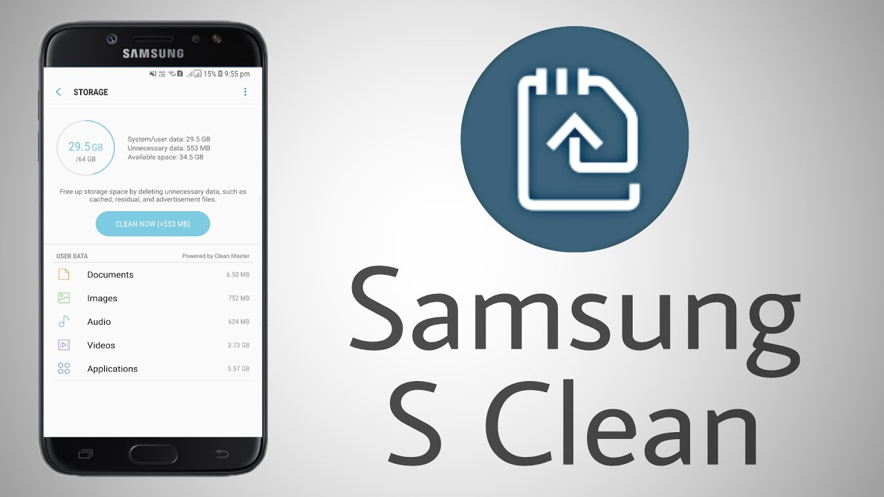 Install New Smasung S Clean On Any Galaxy 7 0 Phone