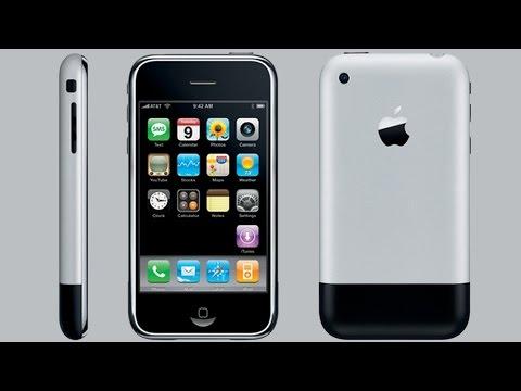 Apple'ın İlk Telefonu iPhone 2G ve iPhone 7'yi Karşılaştırdık! (Dede - Torun yan yana)