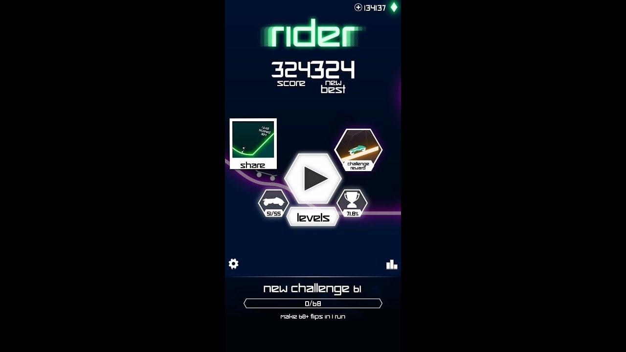 Download Rider 3️⃣2️⃣4️⃣ points❗   🆕 WORLD RECORD❗❗❗