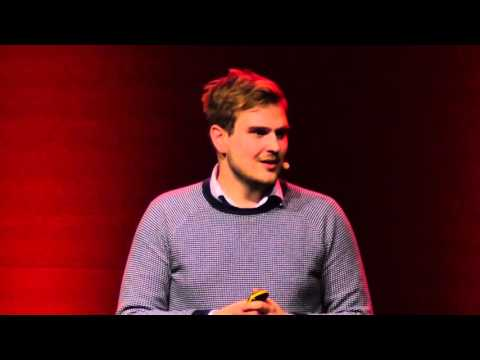 Solving the puzzle of higher education for refugees | Vincent Zimmer | TEDxBerlinSalon