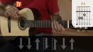 Um Anjo do Céu - Maskavo (aula de violão completa)