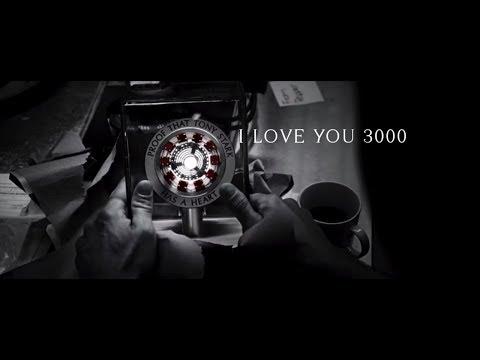 Tony Stark - I Love You 3000