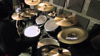 Morbid Angel Drum Cover, Sworn to the Black