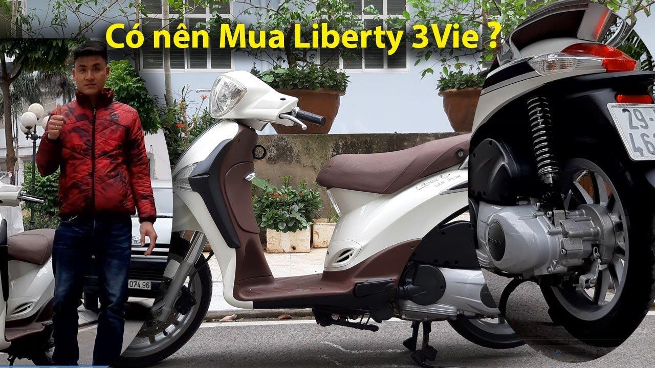 Có Nên Mua  Liberty 3VIE  : Đánh giá ưu nhược điểm Liberty 3Vie