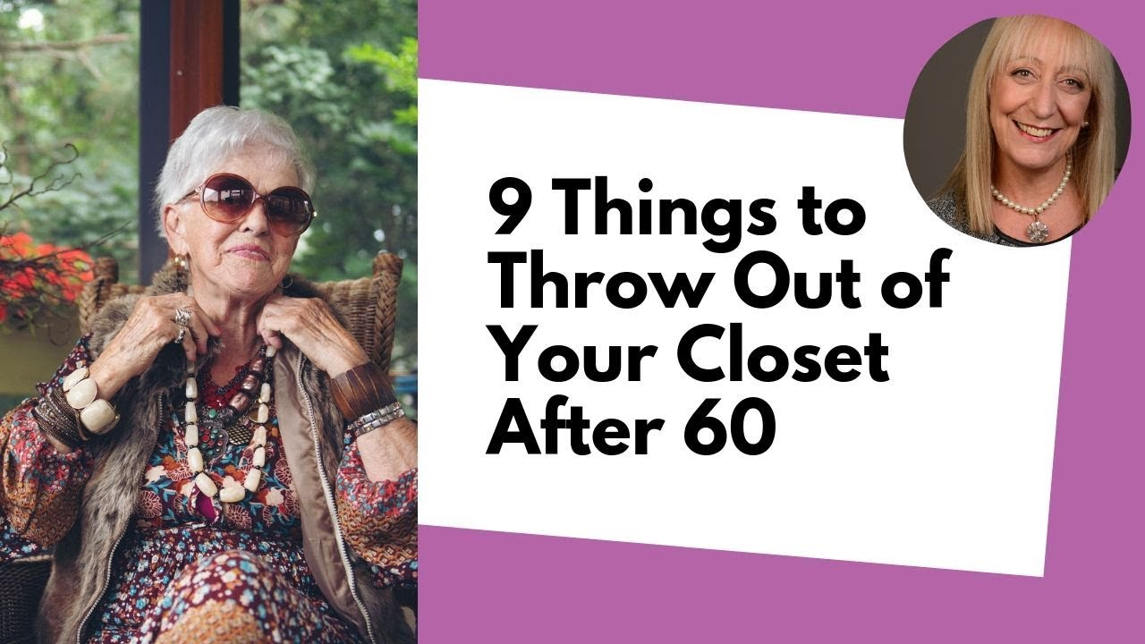 Fashion After 7 Advice: 7 Things to Throw Out of Your Closet