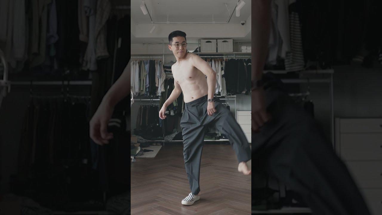 요즘 한국 셔츠패션 #shorts