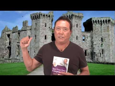 Robert Kiyosaki on Asset Protection (1 of 3)