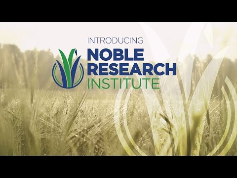 Introducing the Noble Research Institute