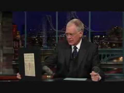 Bickford Senior Living on David Letterman!
