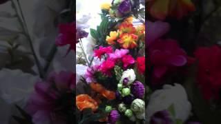 Обзор Искусственных цветов с сайта Декорайз(, 2017-04-10T21:39:51.000Z)