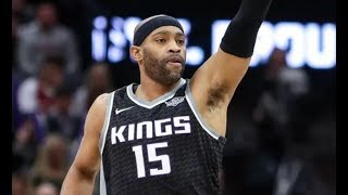 Vince Carter vs Warriors Full Highlights (4PTS 5REB 1AST) March 31, 2018