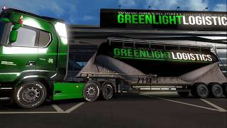 Greenlight Logistics VTC Advertisement