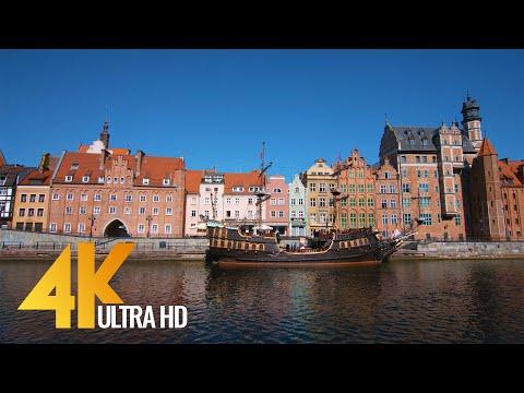 4k-gdansk,-poland---cities-of-the-world-|-urban-life-documentary-film
