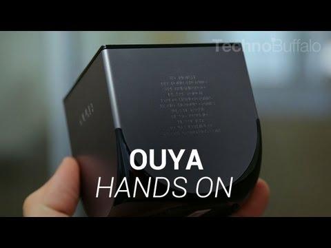 OUYA Hands-On