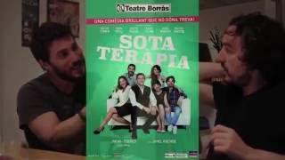 SOTA TERAPIA TEATRE BORRÀS BARCELONA OCTUBRE 2016 - Ensayos