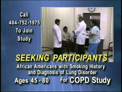 Morehouse School of Medicine COPD