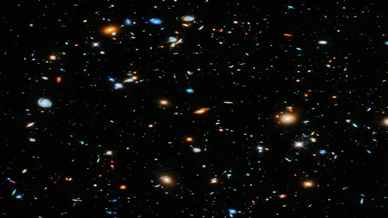 hubble galaxy field - 970×727